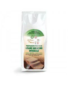 Preparato per Pane al grano saraceno 250g senza glutine (min. acquisto 10 pezzi)