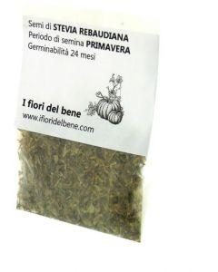 Semi di Stevia (1000 semi) 1g (min. acquisto 10 pezzi)