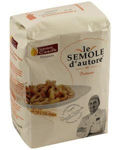 Semola rimacinata di grano duro (fritture) 500 g