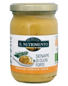 Senape di Dijon forte 200 g BIO (min. acquisto 10 pezzi)