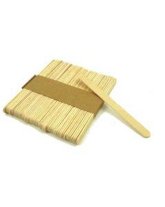 Stecchi in legno per gelati / ghiaccioli (50 pz.)