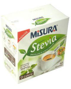 Stevia (40 bustine) 60g