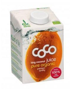 Succo di cocco King premium quality Martins Coco 500 ml BIO (min. acquisto 10 pezzi)