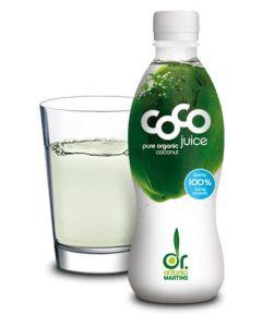 Succo di cocco naturale 33cl 33 cl BIO (min. acquisto 10 pezzi)