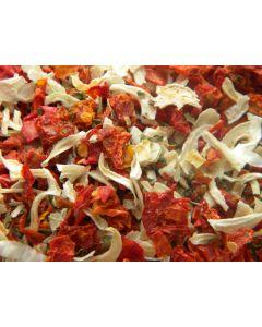 Sugo pomodoro e basilico sacchetto g.70