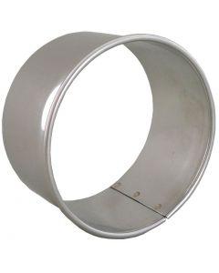 Tagliapasta circolare Inox 8cm h 5