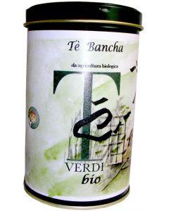 Té Bancha in latta 100g BIO