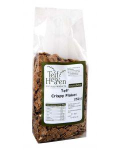 Teff crispy flakes 250g senza glutine