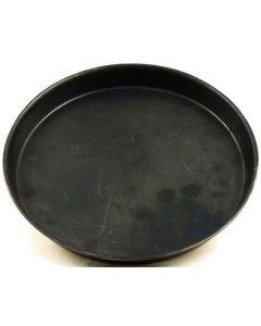 Teglia tonda in ferro blu 24cm