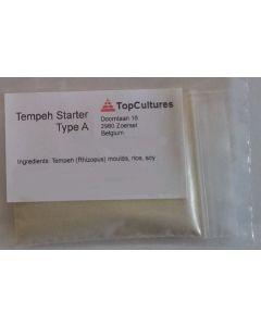 Tempeh starter - Rhizopus Oligosporus
