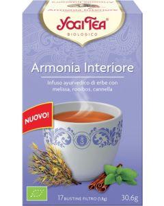 Tisana ayurvedica Armonia Interiore con melissa e roiboos 30,6 g BIO (min. acquisto 10 pezzi)