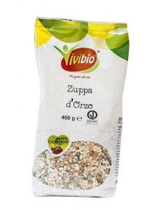 Zuppa d'Orzo 400g BIO
