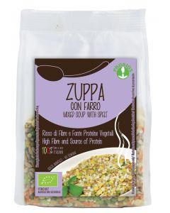 Zuppa al farro 300 g BIO
