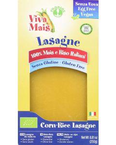 Lasagne di mais e riso senza glutine 250g