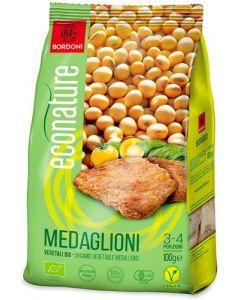 Medaglioni vegetali di soia 100 g BIO (min. acquisto 10 pezzi)