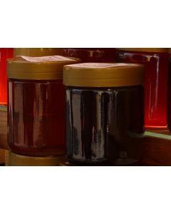 Miele e succo di mirtillo 250g
