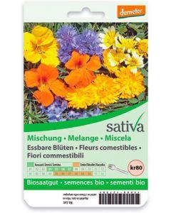 Miscela fiori commestibili 2.25 g BIO
