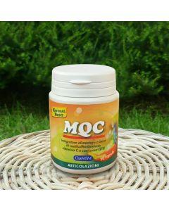 Mqc - integratore di metilsulfonilmetano, vitamina c e q10 50 BIO  (min. acquisto 6 pezzi)