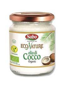 Olio di cocco 200 g BIO  (min. acquisto 10 pezzi)