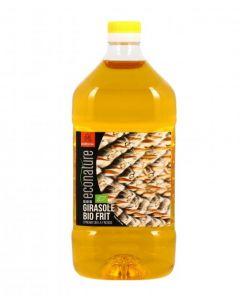 """Olio di semi di girasole """"Bio Frit"""" 2L 2 L BIO (min. acquisto 6 pezzi)"""