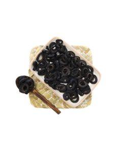 Olive Nere Rondelle 500 g