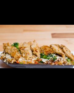 5 confezioni di Pollo Vegetali Bocados da 180g (900g totali)