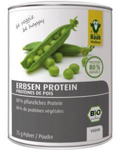 Proteine di pisello (80%) 300 g BIO