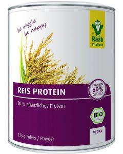 Proteine di riso in polvere 125 g BIO  (min. acquisto 6 pezzi)