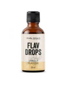 Aroma Flav Drops Vanilla 50 ml
