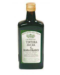 Liquore tintura sacra e rabarbaro 500 g (min. acquisto 6 pezzi)