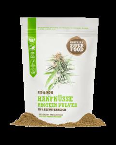 Farina di Canapa (32% proteine) 350 g BIO