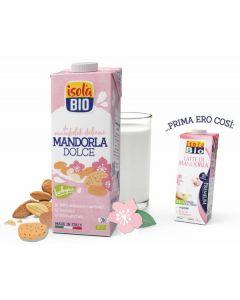 Latte di mandorla 1 L BIO senza glutine  (min. acquisto 10 pezzi)