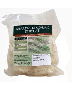 Shirataki di Konjac secchi (spaghetti) 250g