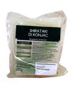 Shirataki di Konjac (Spaghetti) 200g