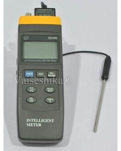 Phmetro Professionale (con Valigetta)