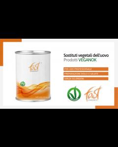 Sostitutivo Albume 100% vegetale Montante (Veggfast White) 100g