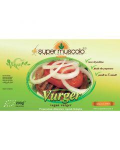 Vegan Vurger Super Muscolo (100g x 2) 200g BIO